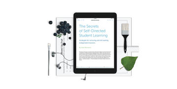 FreshGrade's eBook on The Secrets of Self-Directed Student Learning