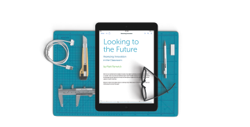 FreshGrade's eBook on Looking to the Future: Assessing Innovation in the Classroom