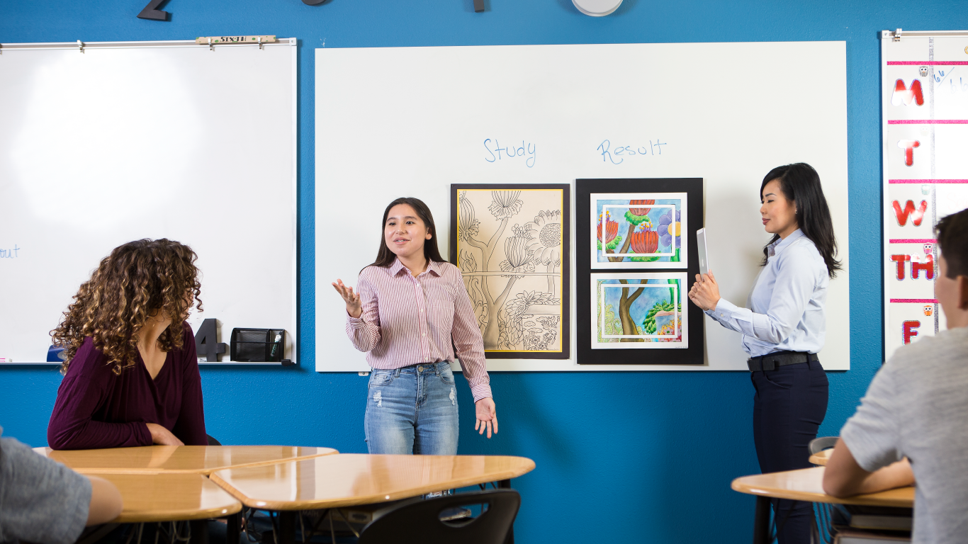 FreshGrade's blog on having a student-centered classroom