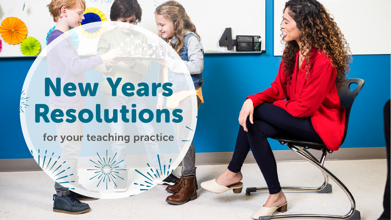 Focus on Professional development for teachers this new years by taking freshgrade courses in our professional learning network!