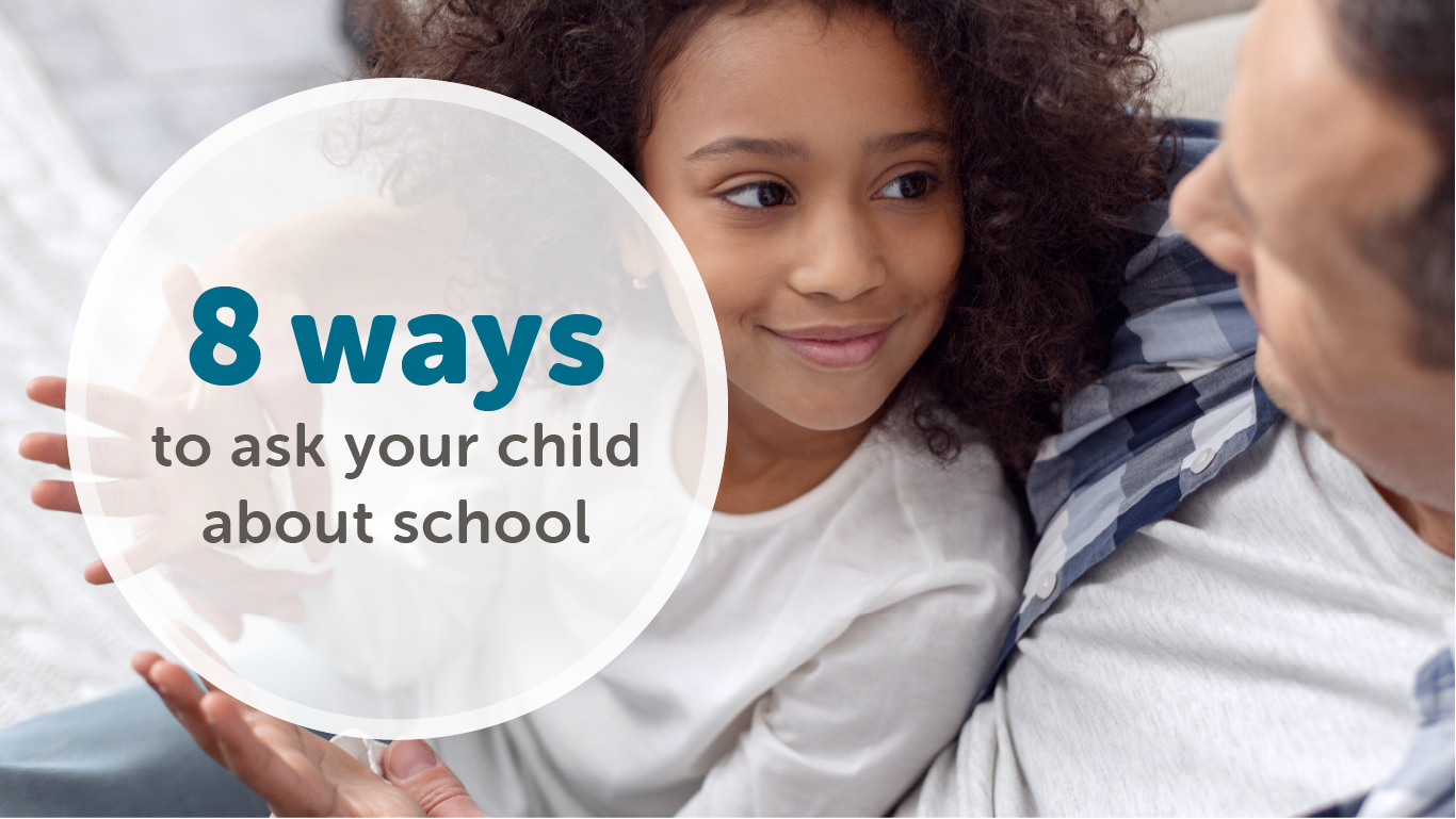 FreshGrade Blog to learn about 8 ways to ask your child about school